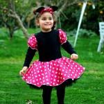 Sahra 3 yaşında
